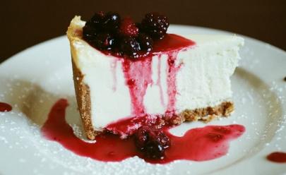 5 lugares em Goiânia para saborear um ótimo cheesecake