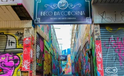 Beco da Codorna recebe feirinha alternativa que reúne roupas, flash tattoo, música e cerveja em Goiânia
