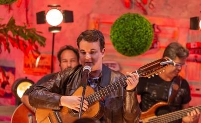 Com repertório recheado de sertanejo universitário e raiz, Haroldo Jr. faz show em Uberlândia