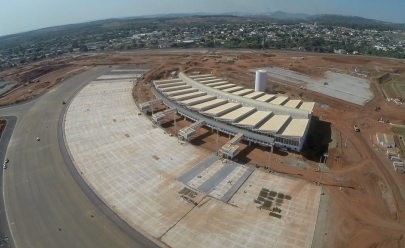 Aeroporto de Goiânia foi superfaturado com propina de R$ 211 milhões