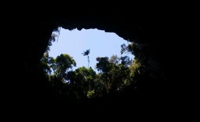 Rapel, diversão e águas cristalinas tornam o Buraco das Andorinhas um passeio deslumbrante em Formosa