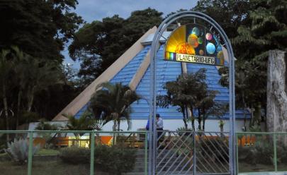 Arteria Goiana realiza evento com música, dança, poesia e graffitti no Planetário em Goiânia