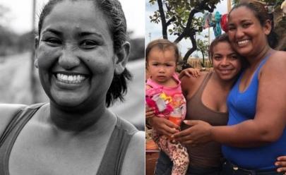 Conheça a Gari responsável pela sobrevivência de mais de 400 famílias no Lixão de Aparecida de Goiânia