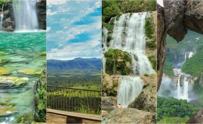 Dicas, passeios e paisagens numa jornada pela Chapada dos Veadeiros