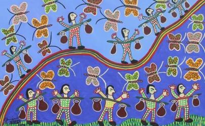 1ª Exposição Nacional de Artistas NAIFS no Centro Oeste acontece em Goiânia
