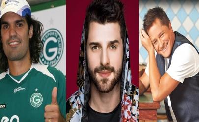 10 celebridades que representam Goiânia e Goiás com orgulho