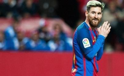Em época de renovação de contrato com o Barcelona, Messi recebe proposta para ganhar cerca de R$ 1 milhão por dia na China