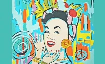 Artista plástico goiano expõe obras inspiradas em selfies em Goiânia