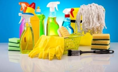 Anvisa proíbe venda de lote de produto de limpeza