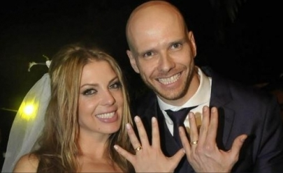 Após 8 anos juntos, chega ao fim o casamento de Sheila Mello e Xuxa