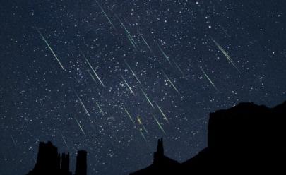 Transmissão ao vivo da chuva de meteoros Delta Aquarídeas