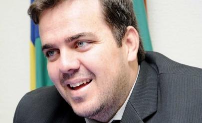Gustavo Mendanha é o mais jovem prefeito da história de Aparecida de Goiânia
