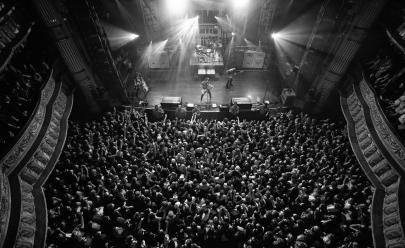 Goiânia recebe show de pop rock internacional