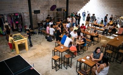 Conheça o galpão da cerveja Criolina em Brasília
