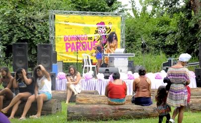 Parque do Bosque comemora 7 anos do projeto Domingo no Parque em Brasília