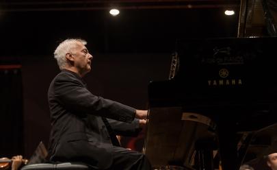 Renomado pianista Jean-Louis Steuerman se apresenta ao lado da Orquestra Filarmônica com entrada gratuita em Goiânia