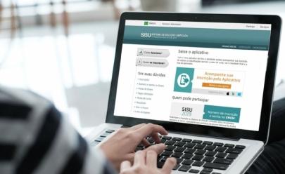 SISU abre inscrições nesta terça e oferta mais de 235 mil vagas
