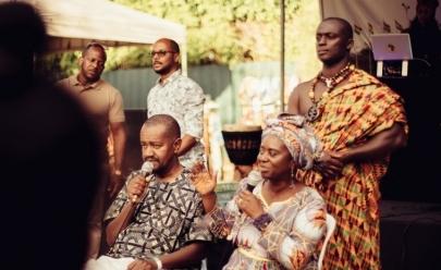 Embaixada de Gana em Brasília promove evento de portas abertas para imersão na cultura do país