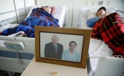 Casados há 82 anos idosos adoecem e pedem para serem internados juntos no DF