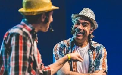 Costumes goianos são tema de show de humor com Nilton Pinto e Tom Carvalho em Uberlândia