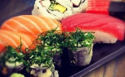 Flying Sushi – Uma experiência gastronômica em sua casa