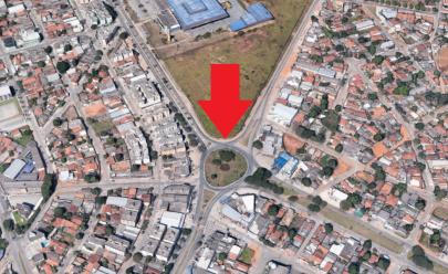 Goiânia: segunda (15) começam as obras na rotatória da 4ª Radial 'próxima aos Correiros'