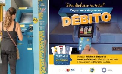 Novidade na recarga do Cartão Fácil promete aumentar a segurança dos usuários de ônibus em Goiânia
