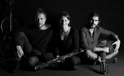 Trio In Uno chega a Goiânia com o melhor da música instrumental brasileira