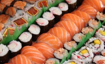 Os rodízios japoneses mais baratos de Goiânia