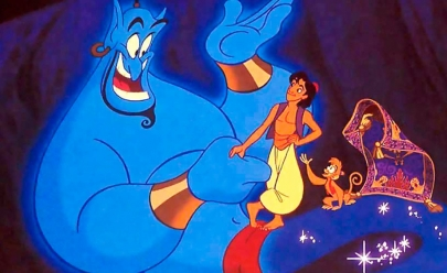 Will Smith poderá interpretar o Gênio no live-action de Aladdin