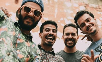 Com muito soul e R&B, Banda Pedra Bruta realiza show em Goiânia