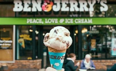 Ben & Jerry's vai distribuir sorvete de graça e à vontade em Brasília