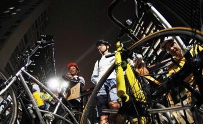 Grupo promove passeio ciclístico para iniciantes toda semana em Goiânia