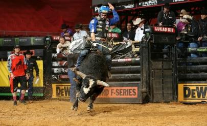 Goiânia recebe Professional Bull Riders, maior campeonato de montaria em touros do Brasil