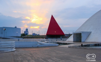 Governo proíbe eventos na esplanada do Centro Cultural Oscar Niemeyer