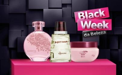 Boticário lança a 'Black Week': uma semana com descontos de até 60% em toda a linha de produtos