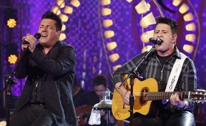 Bruno e Marrone e George Henrique & Rodrigo fazem show em Uberlândia