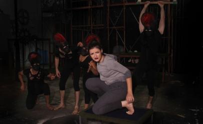 Drama Hermaflordita estreia com entrada gratuita no Centro Cultural da UFG em Goiânia
