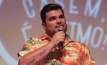 Rafael Cunha apresenta em Brasília o stand-up comedy Casem, é ótimo!