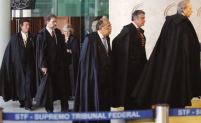Ao vivo: ministros do STF decidem sobre a prisão em 2ª instância nesta quarta-feira