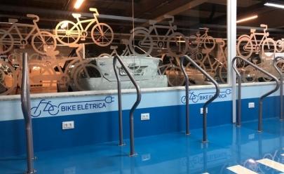 Uberlândia tem novo bicicletário com serviços gratuitos para ciclistas