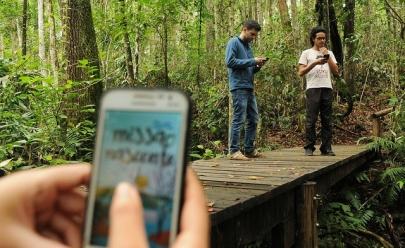 Alunos da Universidade de Brasília desenvolvem aplicativo que explora o Cerrado