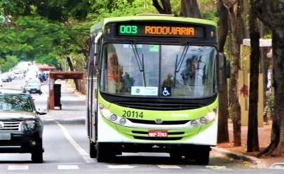 Botões de 'pânico' poderão ser implantados no transporte coletivo de Goiânia