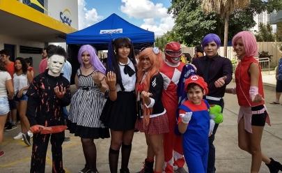 Sesc realiza evento de gamers e cosplays com entrada gratuita em Goiânia