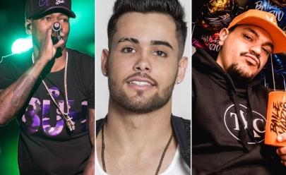 'Misturadin' reúne Turma do Pagode,  Jerry Smith e Baile do Mario em Goiânia