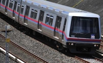 Metrô do DF vai funcionar em horário estendido durante o carnaval