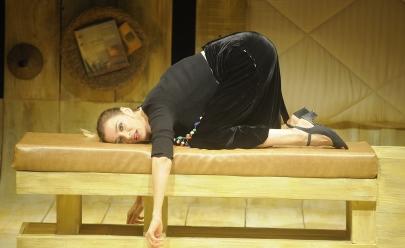 Mônica Martelli traz a comédia Minha Vida em Marte, para Goiânia