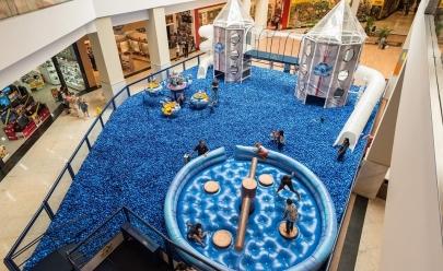 Shopping de Brasília prepara atrações para as crianças