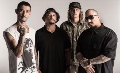 Grupo de rap Oriente apresenta seu show acústico em Goiânia