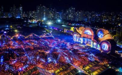 Confira a ordem e os horários dos shows do Villa Mix Goiânia 2018